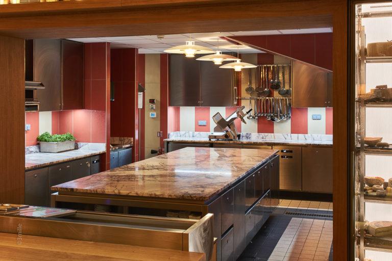 Hacs Restauration_Hôtel 5 étoiles Brach à Paris