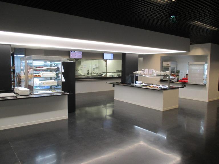 Gamma_Restaurant entreprise STELIA à Colomiers