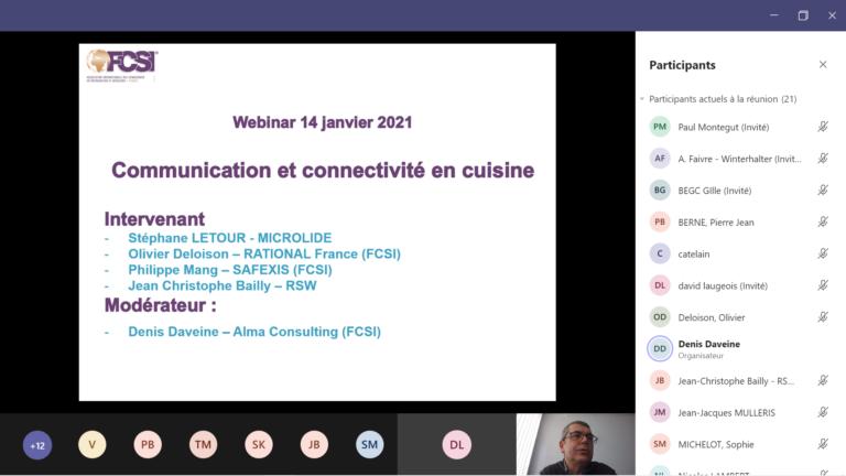 """Retour sur le Webinar """"Communication et connectivité"""""""